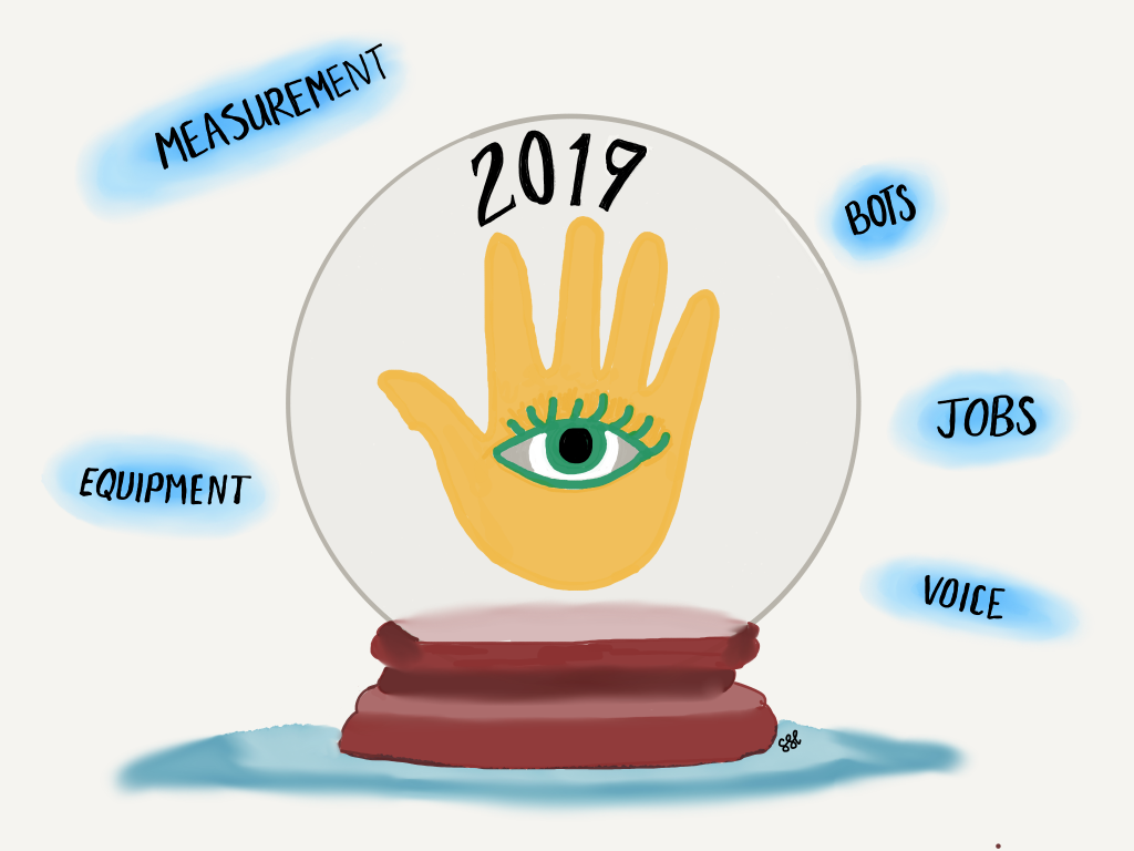 My 2019 Predictions for Digital Oil and Gas
